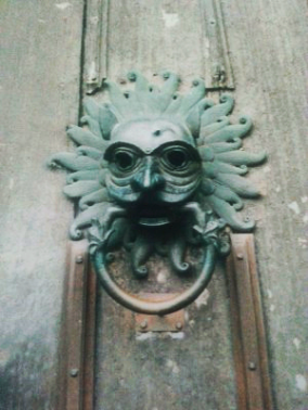 Sanctuary Knocker