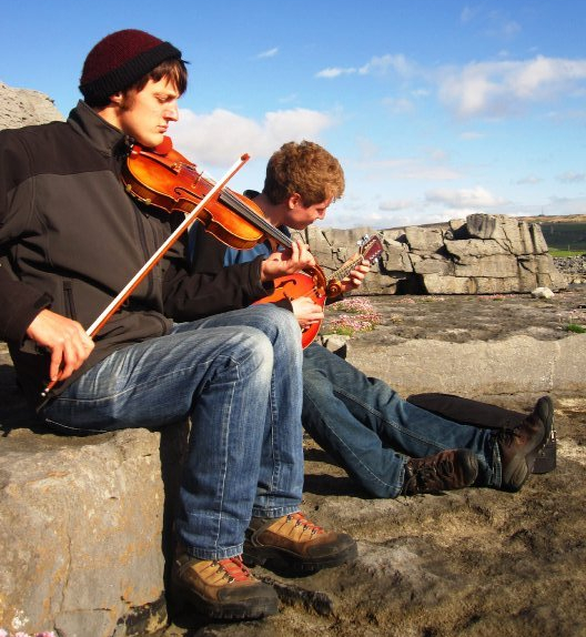 Friends in Doolin